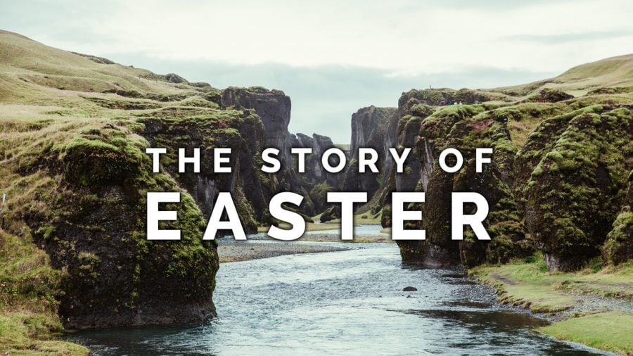 The Story of Easter Image