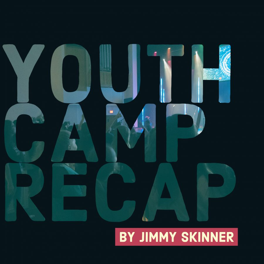 Youth Camp Recap Image