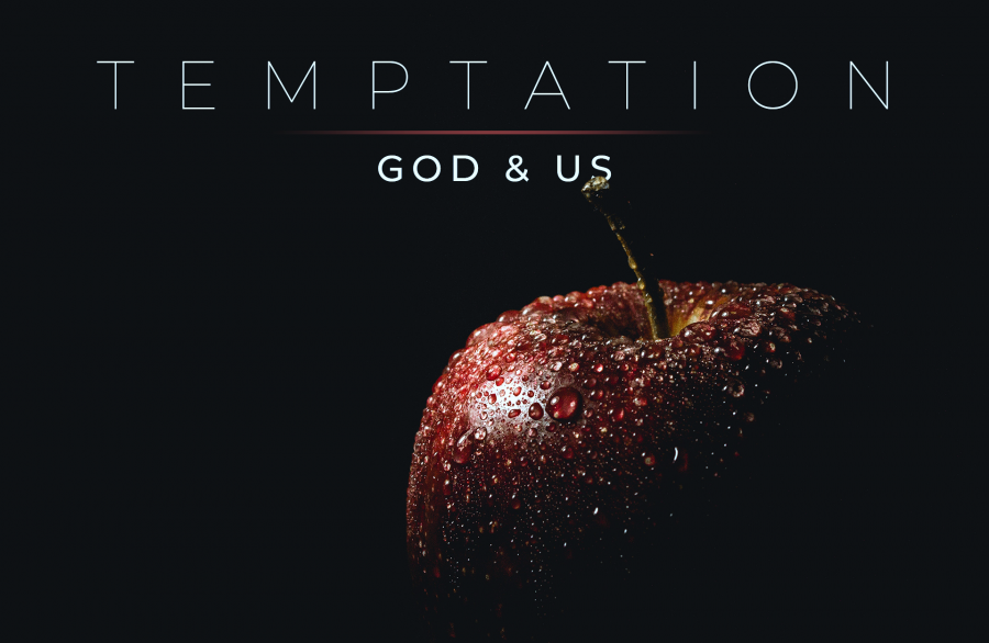 Temptation, God & Us Image