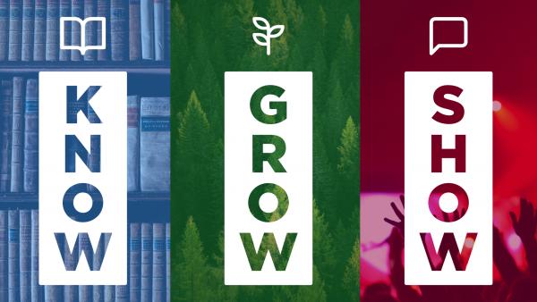 Know | Grow | Show