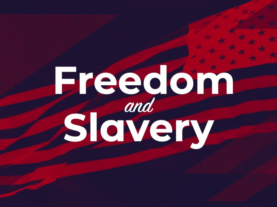 Freedom And Slavery Image