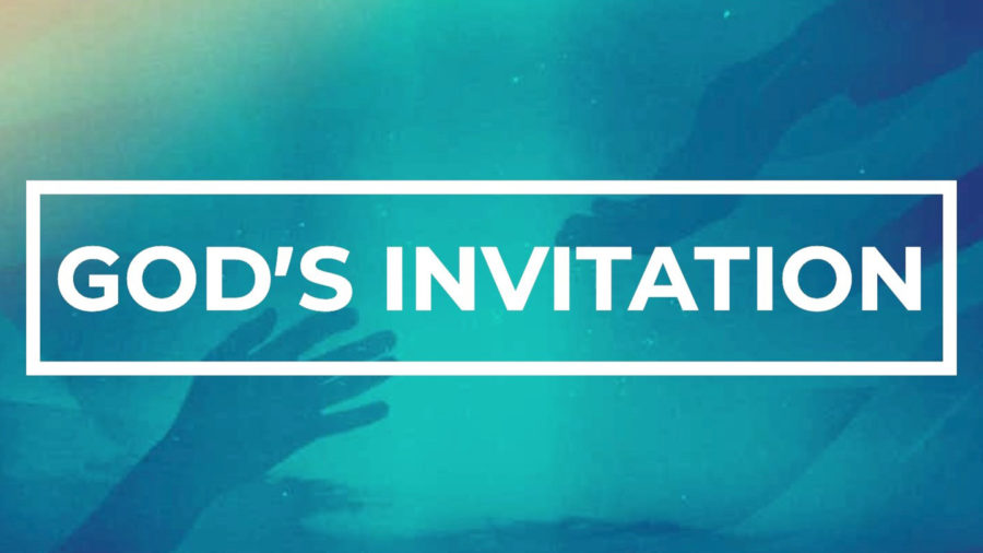 God's Invitation Image