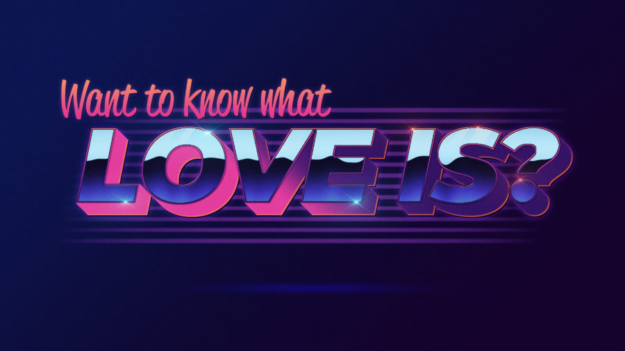Want To Know What Love Is Not? Image
